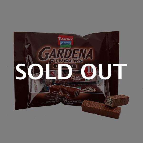 로아커 가데나 핑거 초콜릿 125g이식사