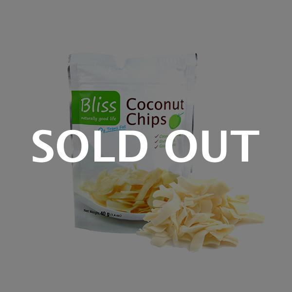 블리스 Bliss 코코넛칩 40g이식사