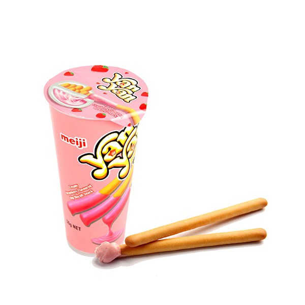 얀얀 딸기맛 50g이식사