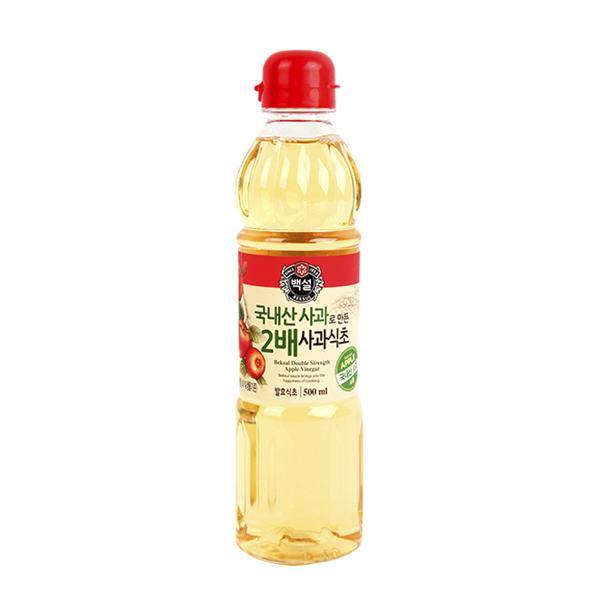 CJ 2배사과식초 500ml