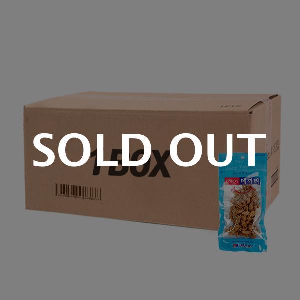 세진식품 커피땅콩50g(100개)이식사