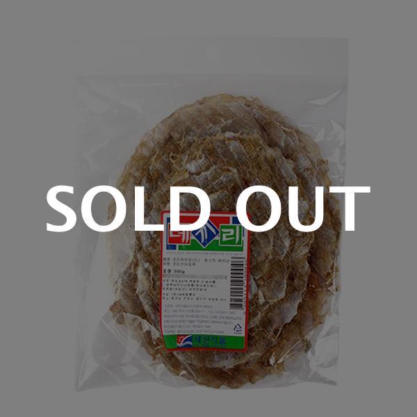 세진식품 생쥐포(2L)300g이식사