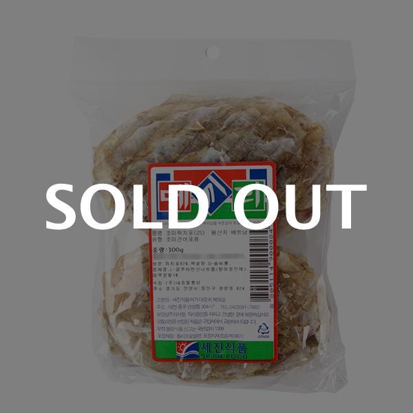 세진식품 생쥐포(2S)300g이식사