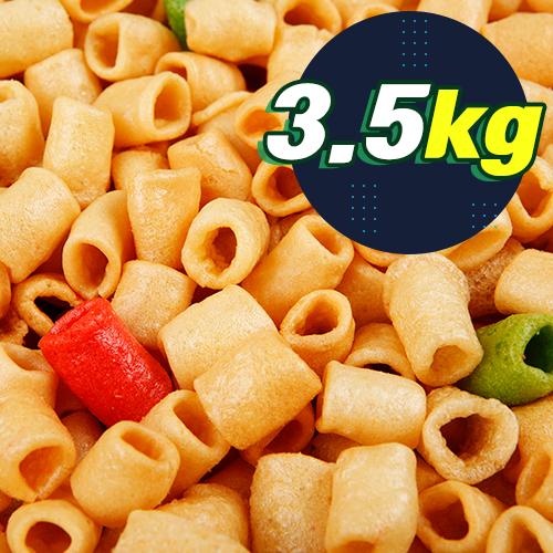 [무료배송]  다해제과 녹차맛마카로니 3.5kg