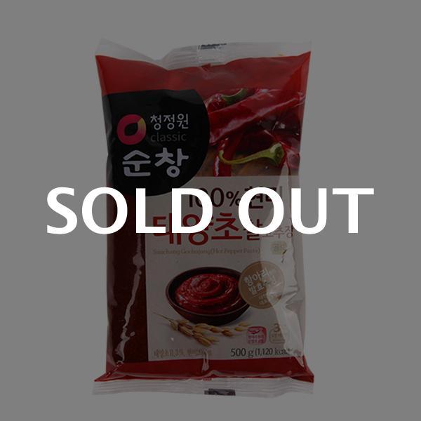 청정원 현미찰고추장리필500g이식사