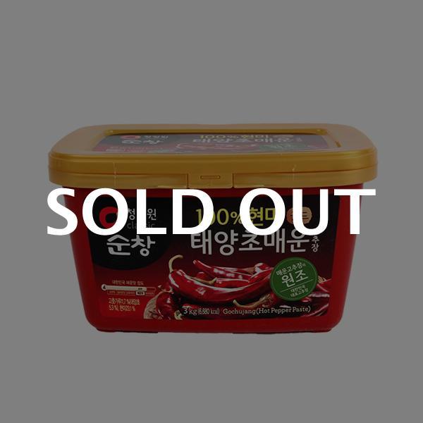 청정원 현미매운고추장용기3kg이식사