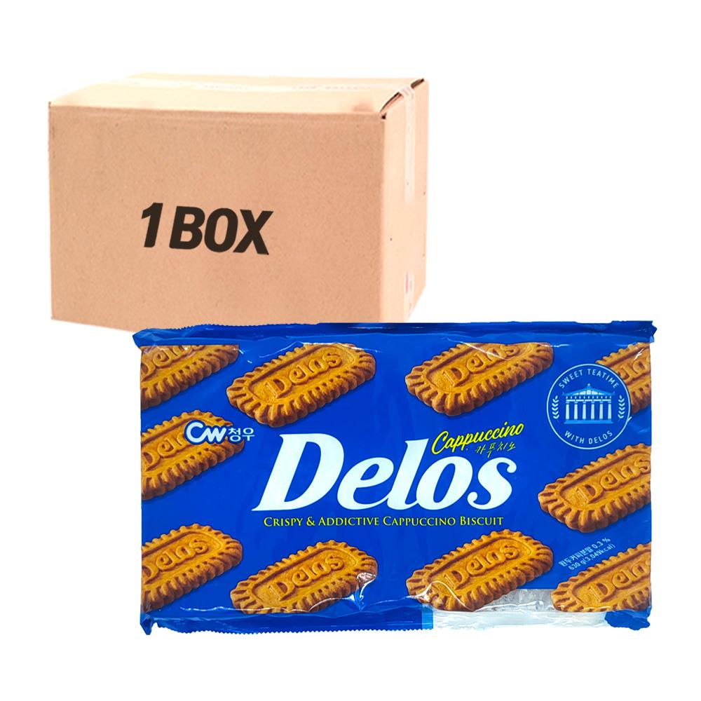 청우 델로스카푸치노630g(5개)이식사