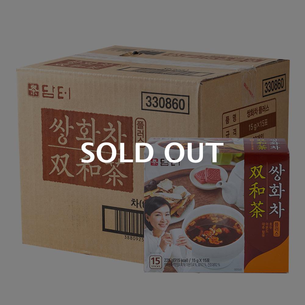 담터 쌍화차플러스15T(20개)이식사
