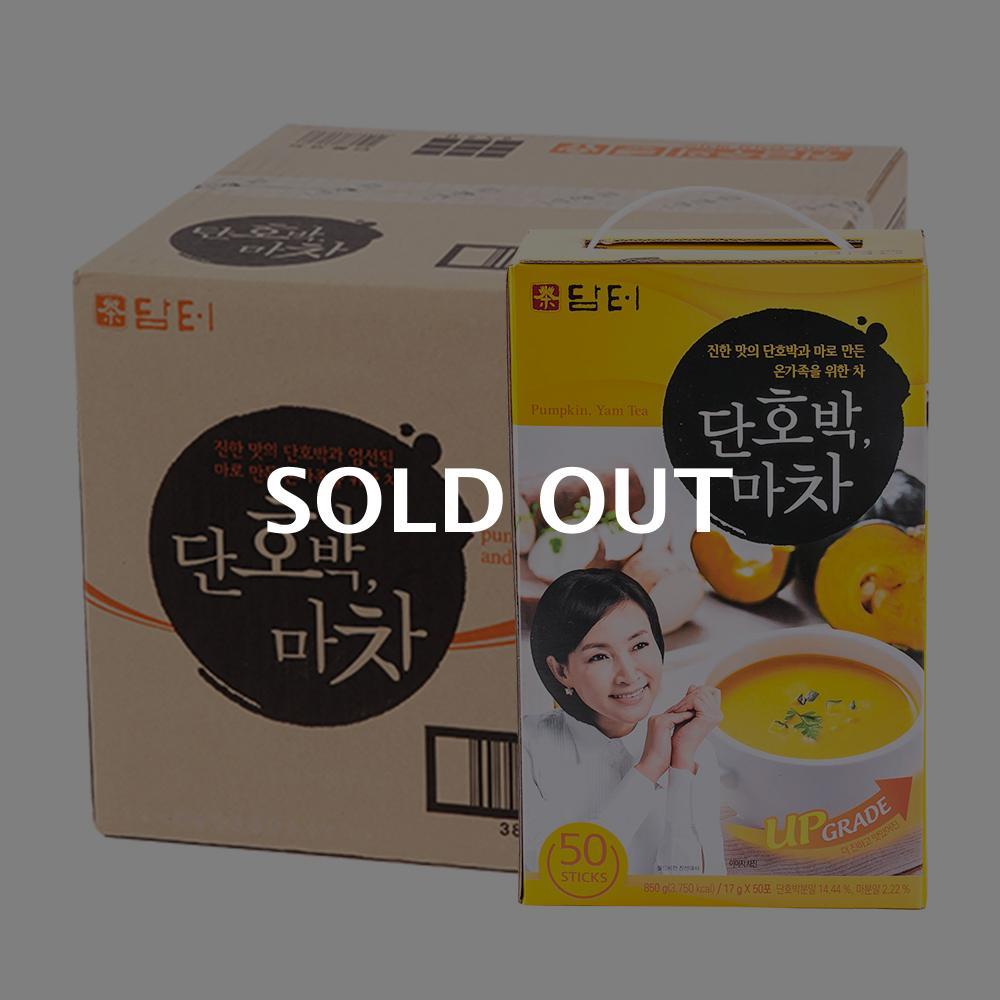 담터 단호박마차50T(8개)이식사