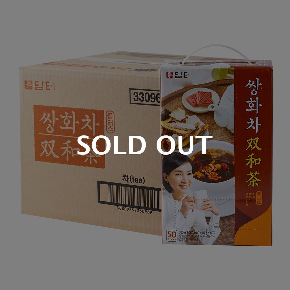 담터 쌍화차플러스50T(8개)이식사