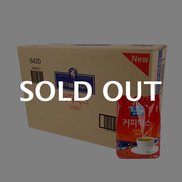 맥스웰 오리지날 자판기용900g(12개) (박스)이식사