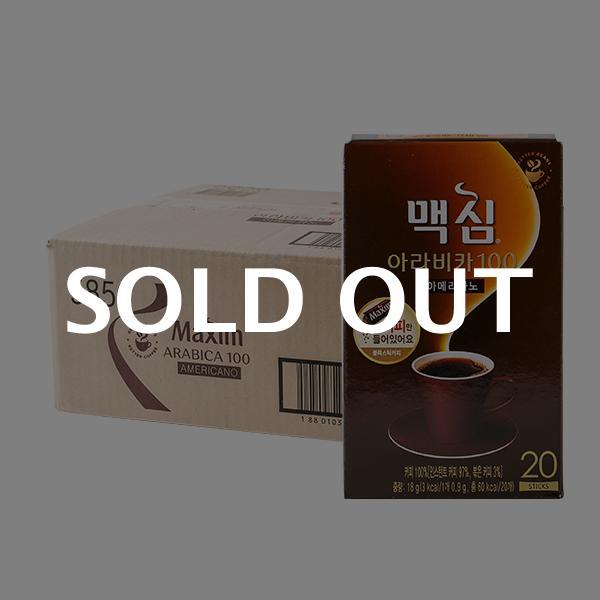 맥심 솔루블 아라비카20T(24개) (박스)이식사