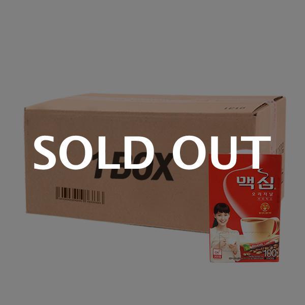 맥심 오리지널100T(8개) (박스)이식사