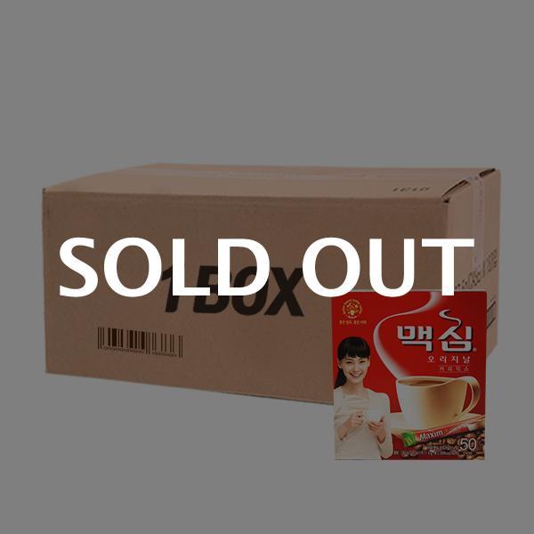 맥심 오리지널50T(18개) (박스)이식사