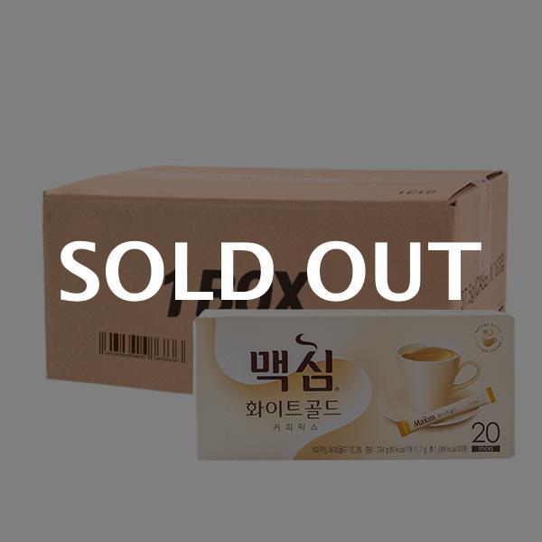 맥심 화이트믹스20T(24개)이식사