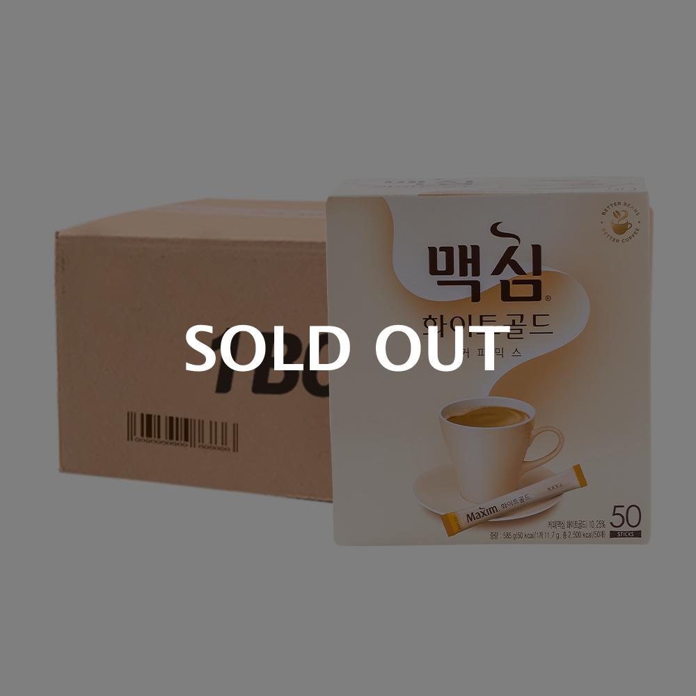 맥심 화이트믹스50T(18개)이식사