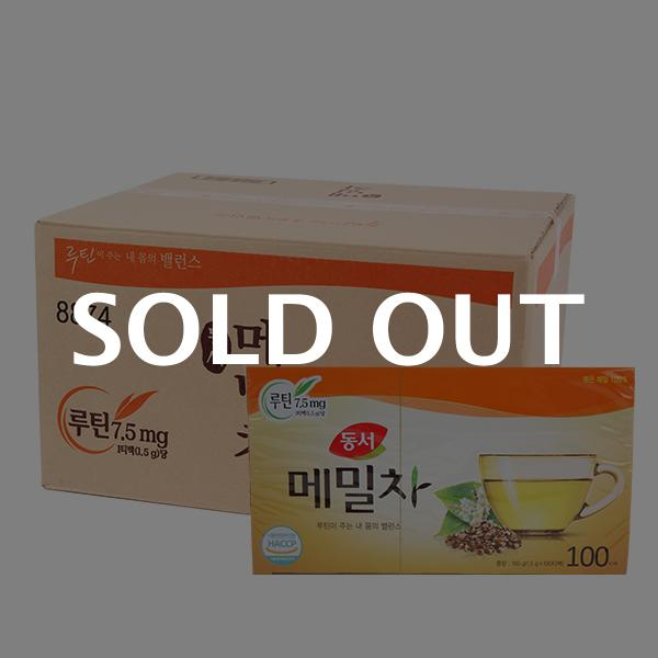동서 메밀차100T(24개)이식사