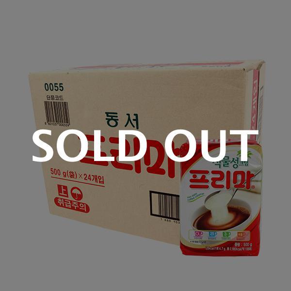 동서 프리마500g(24개)이식사