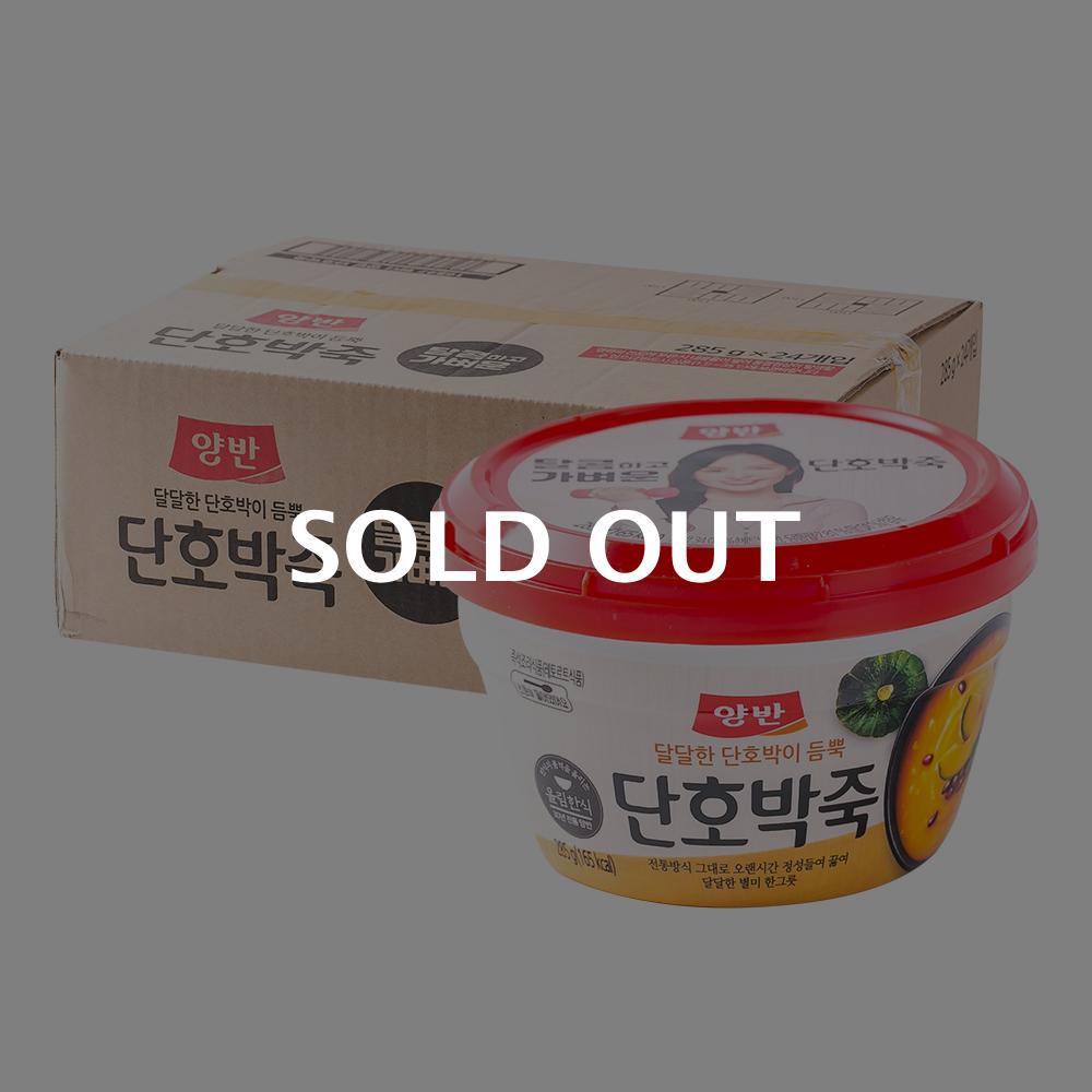 동원 양반 호박죽285g(24개)이식사