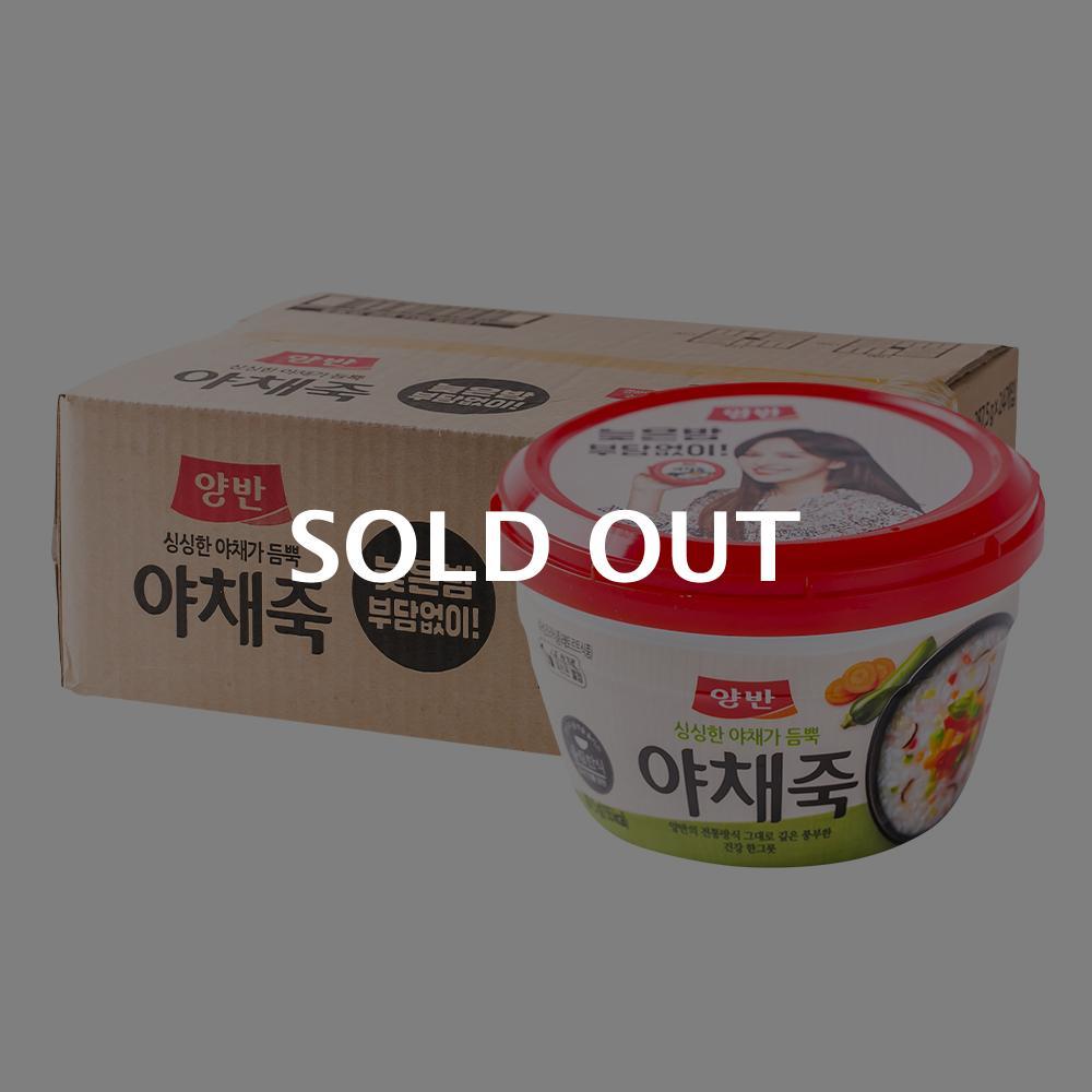 동원 양반야채죽 287g(24개)이식사