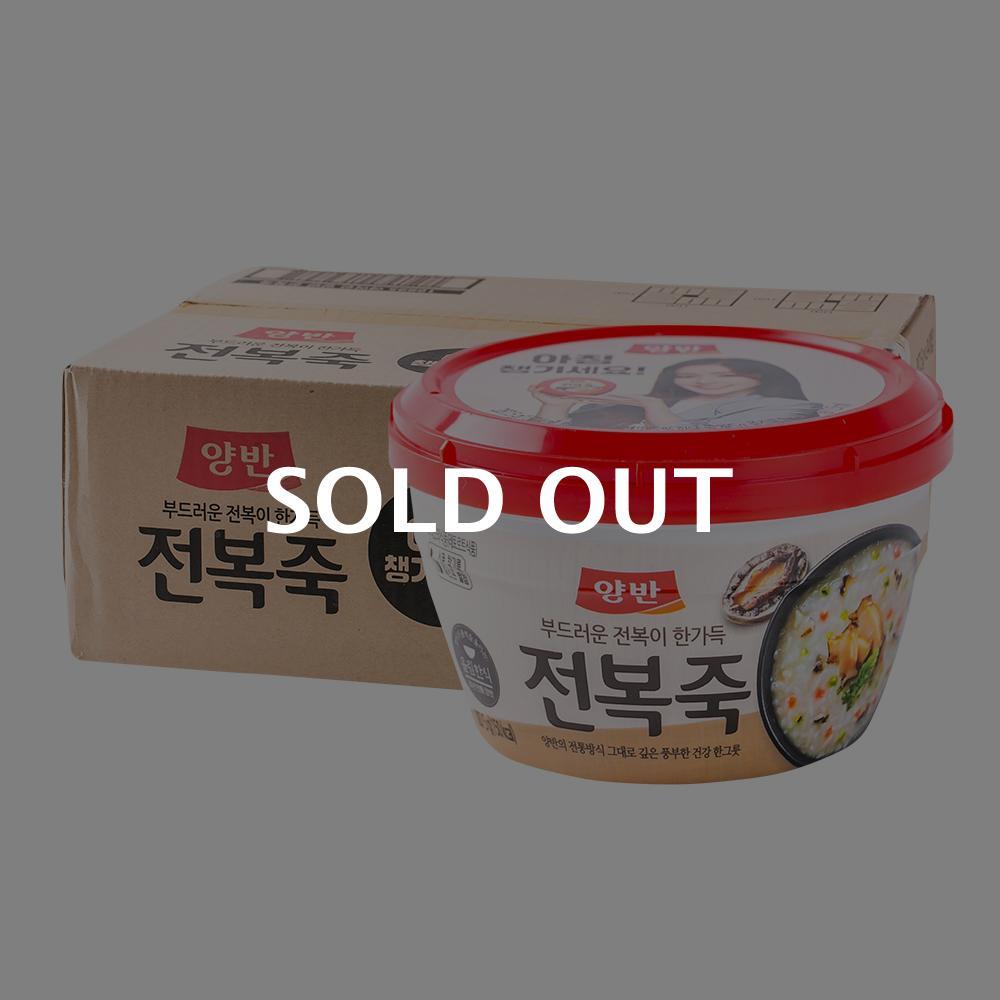 동원 양반전복죽 287g(24개)이식사