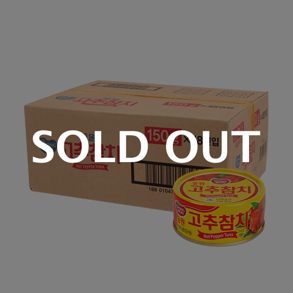 동원 고추참치150g(48개)이식사