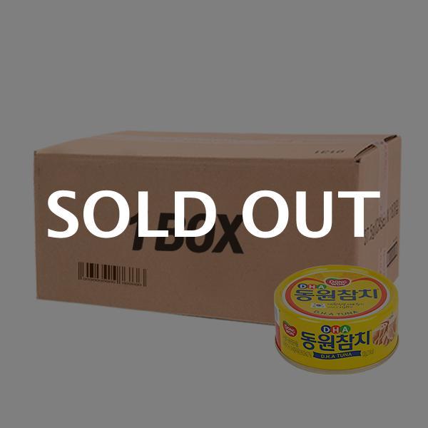 동원 DHA참치 100g(60개)이식사