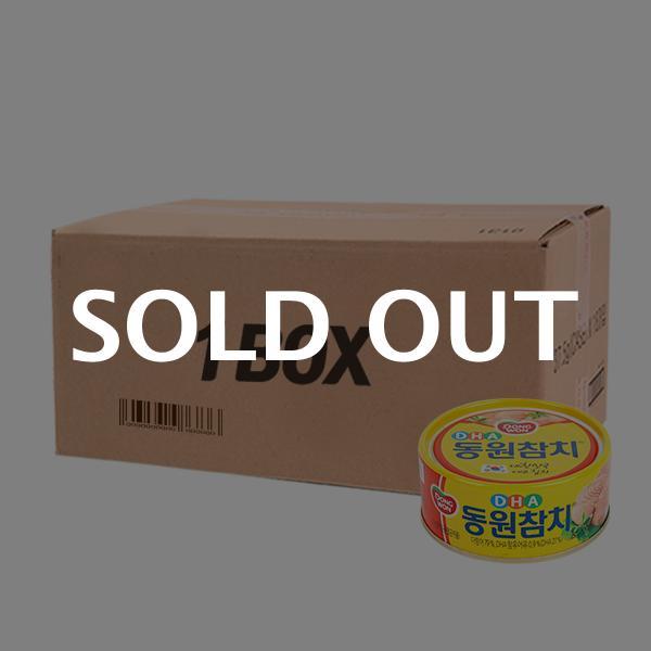 동원 DHA참치 250g(36개)이식사