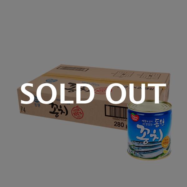 동원 꽁치 280g(24개)이식사