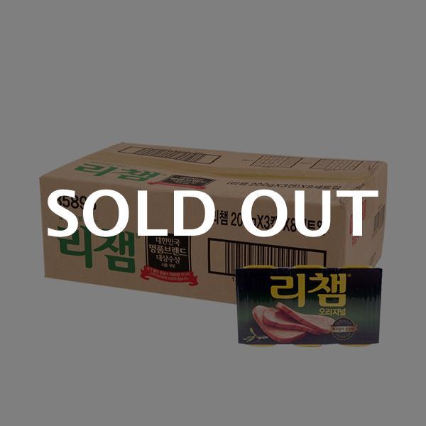 동원 리챔 200g 3입(8개)이식사