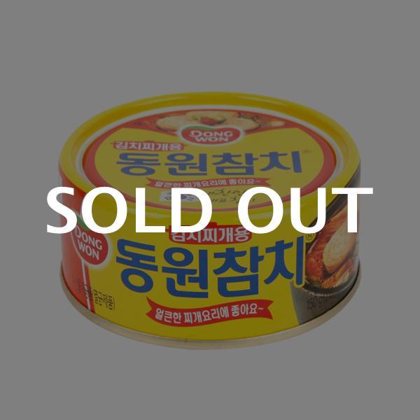 동원 김치찌개용참치150g이식사