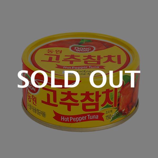 동원 고추참치150g이식사