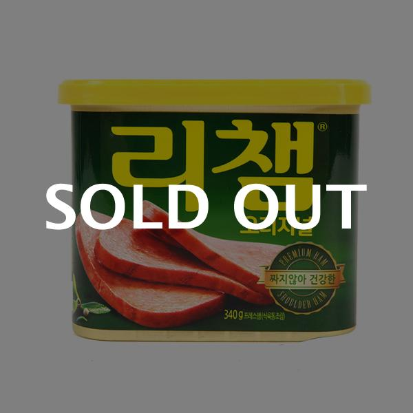 동원 리챔340g이식사