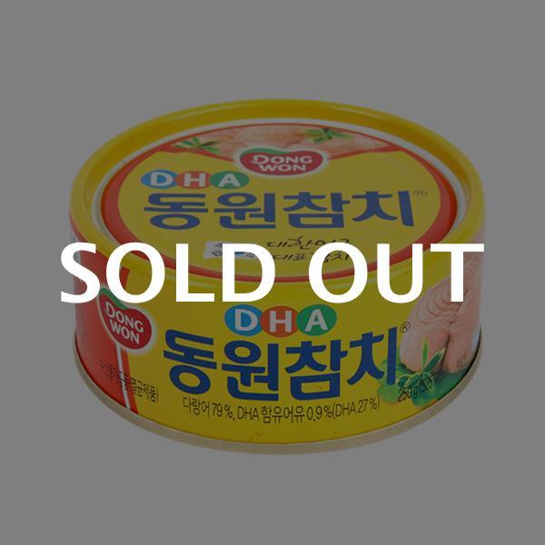 동원 DHA참치 250g이식사