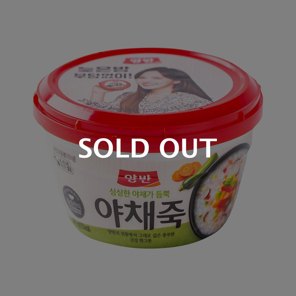 동원 양반야채죽 287g이식사