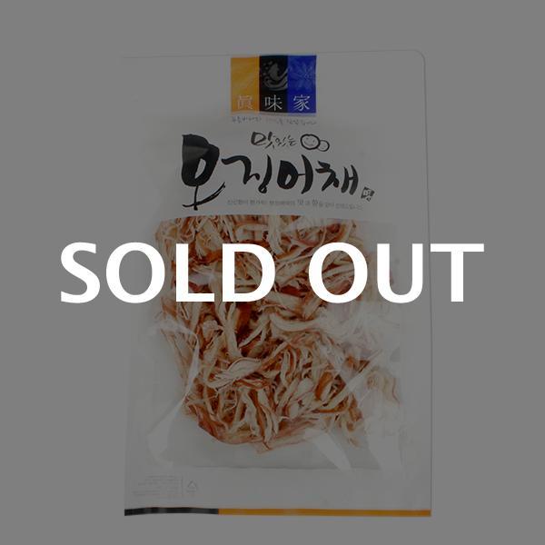 세진식품 참진미채250g