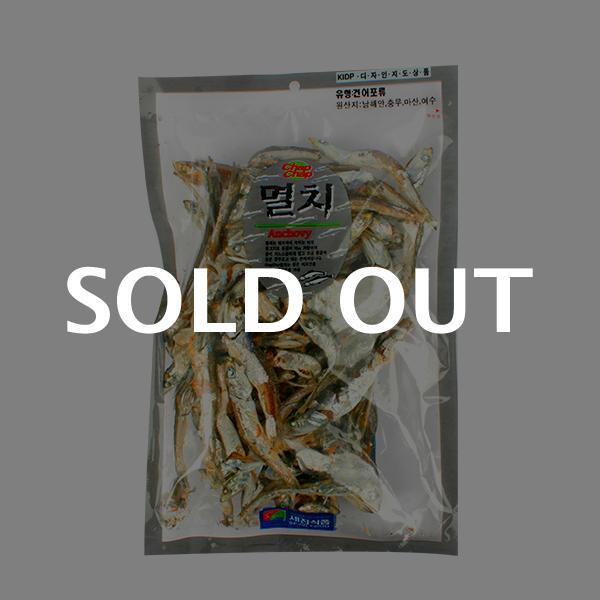 세진식품 쥬바멸치130g이식사
