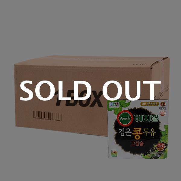 베지밀 검은콩190ml 16입(4개)이식사