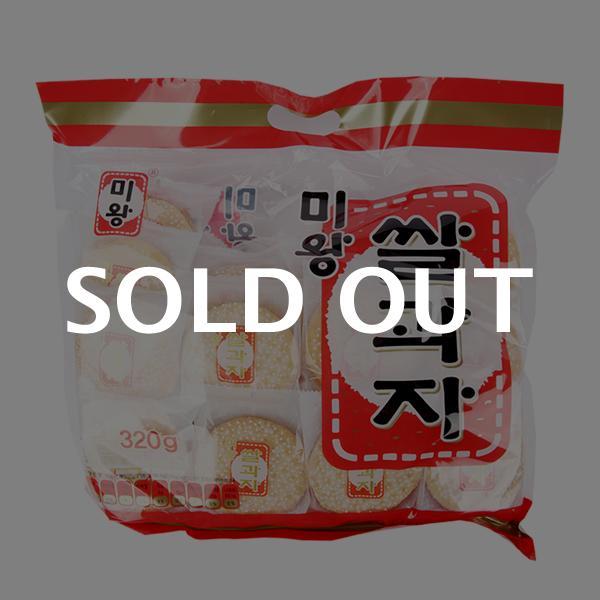 미왕 달콤한쌀과자320g이식사