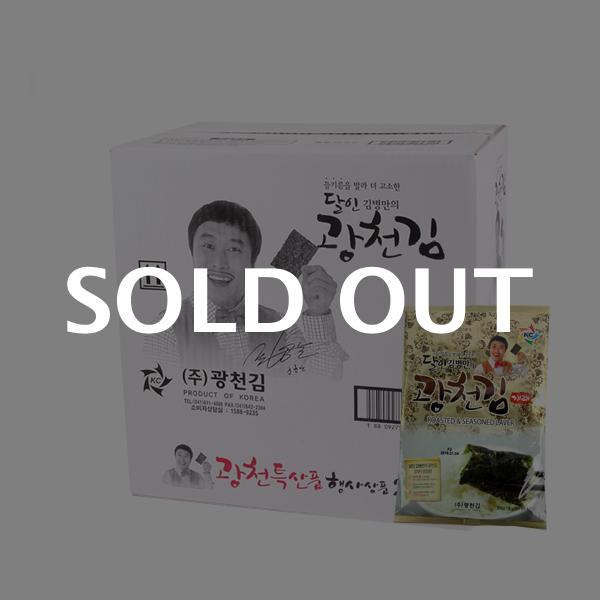 광천김 재래전장20g(20개)이식사