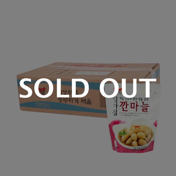 일미 깐마늘500g(8개)이식사