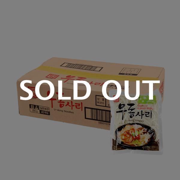 한성 우동사리200g(40개)이식사