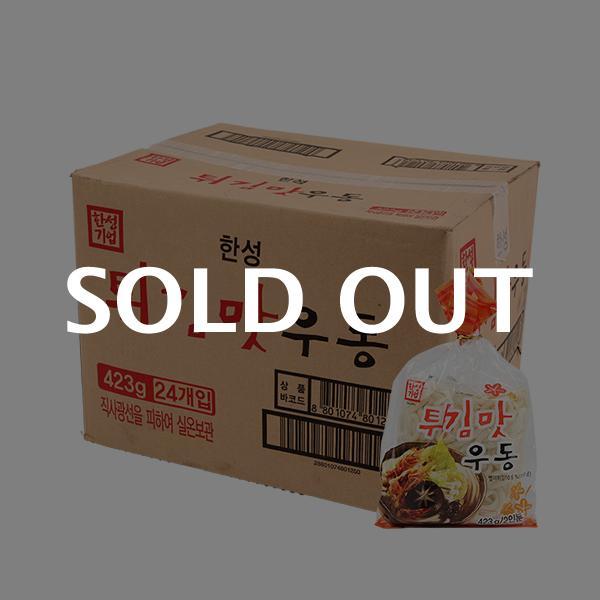 한성 튀김우동423g(24개)이식사