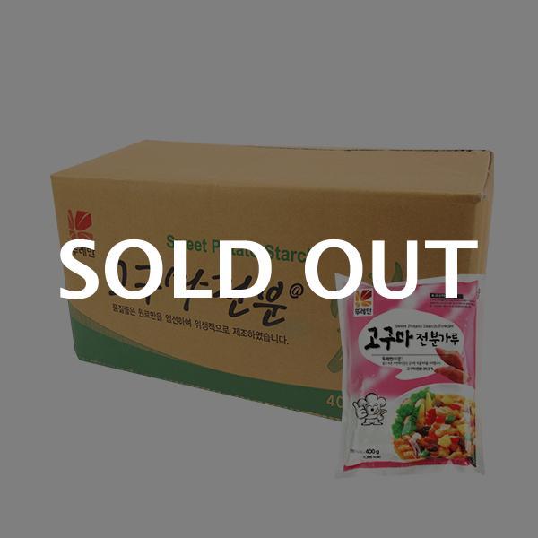 뚜레반 고구마전분400g(20개)이식사