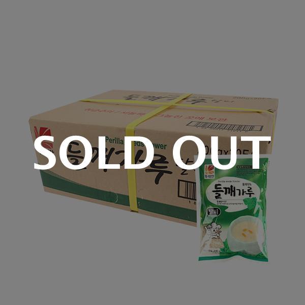 뚜레반 들깨가루(탈피)200g(20개) (박스)이식사
