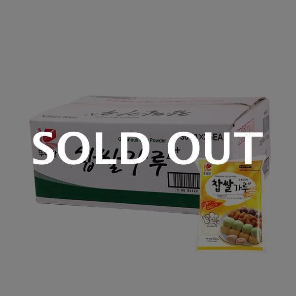 뚜레반 찹쌀가루(국산)300g(25개)이식사