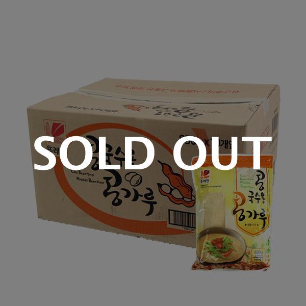 뚜레반 국수용콩가루850g(10개)이식사