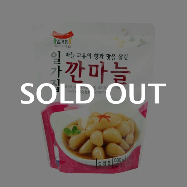 일미 깐마늘500g이식사