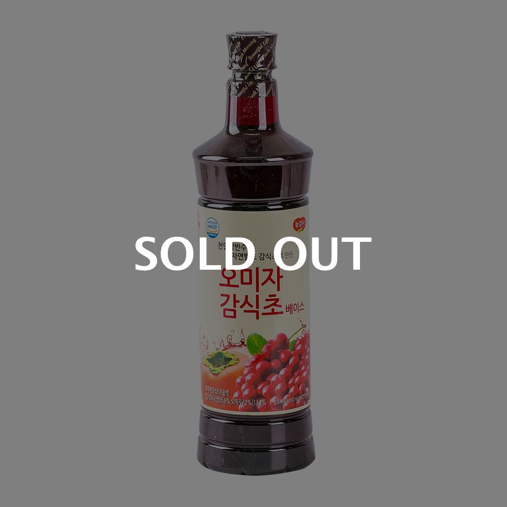 광야 오미자감식초골드1050ml이식사
