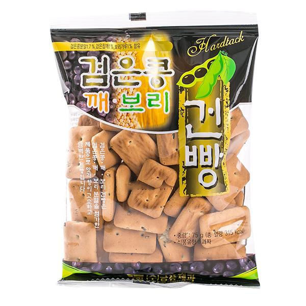 금풍제과 검은콩깨보리건빵85g이식사